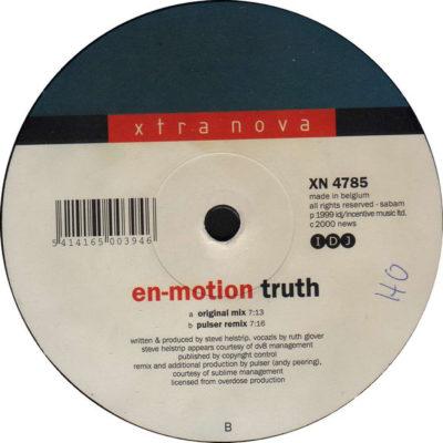 En-Motion - Truth (Pulser Remix)