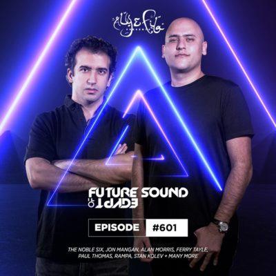 Future Sound of Egypt 601 (05.06.2019) with Aly & Fila