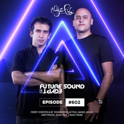 Future Sound of Egypt 602 (12.06.2019) with Aly & Fila
