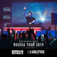 Global DJ Broadcast: World Tour - Russia (06.06.2019) with Markus Schulz
