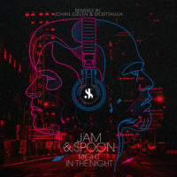 Jam & Spoon feat. Plavka - Right In The Night (Johan Gielen & Morttagua Remixes)
