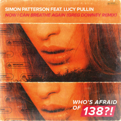 Simon Patterson feat. Lucy Pullin - Now I Can Breathe Again (Greg Downey Remix)