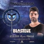Blastoyz live at Transmission – Another Dimension (12.10.2019) @ Prague, Czech Republic