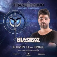 Blastoyz live at Transmission - Another Dimension (12.10.2019) @ Prague, Czech Republic