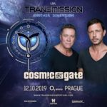 Cosmic Gate live at Transmission – Another Dimension (12.10.2019) @ Prague, Czech Republic