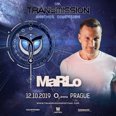 MaRLo live at Transmission - Another Dimension (12.10.2019) @ Prague, Czech Republic