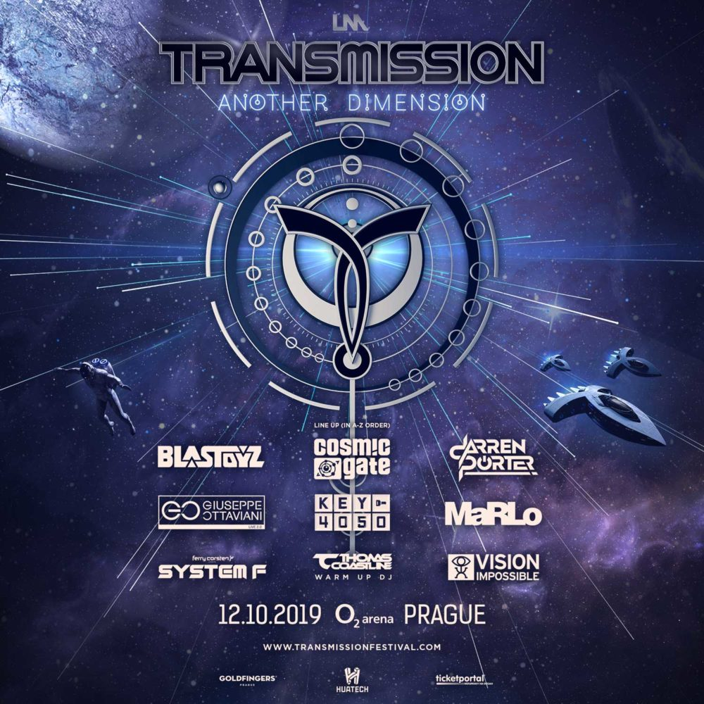Transmission Prague 2019 - Another Dimension