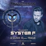 System F live at Transmission – Another Dimension (12.10.2019) @ Prague, Czech Republic