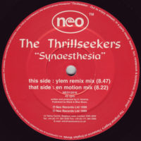 The Thrillseekers ‎– Synaesthesia