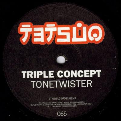 Triple Concept - Tonetwister