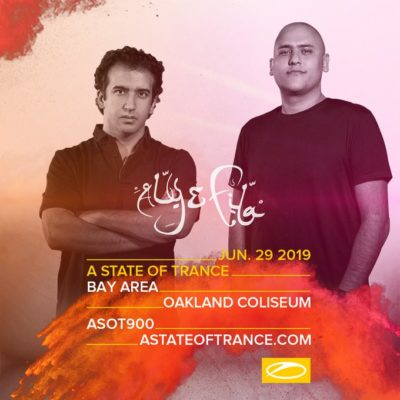 Aly & Fila live A State of Trance 900 (29.06.2019) @ Oakland, USA