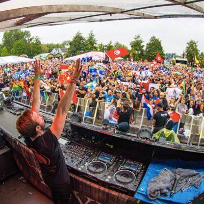 Andrew Rayel live at Tomorrowland 2019 (28.07.2019) @ Boom, Belgium