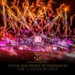 Armin van Buuren's 15 Years Tribute live at Tomorrowland 2019 (28.07.2019) @ Boom, Belgium