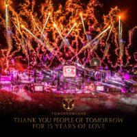 Armin van Buuren (15 Years Tribute) live at Tomorrowland 2019 (28.07.2019) @ Boom, Belgium