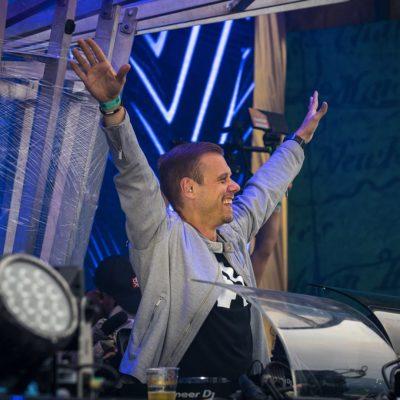 Armin van Buuren live at Tomorrowland 2019 (28.07.2019) @ Boom, Belgium