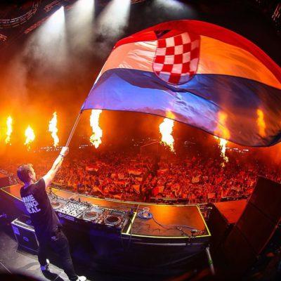 Armin van Buuren live at Ultra Music Festival (12.07.2019) @ Split, Croatia