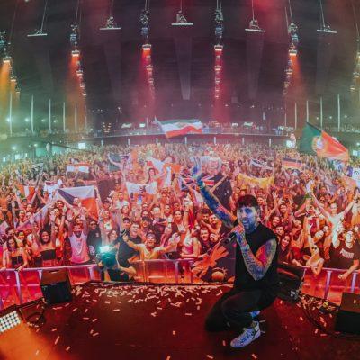 Ben Nicky live at Tomorrowland 2019 (21.07.2019) @ Boom, Belgium