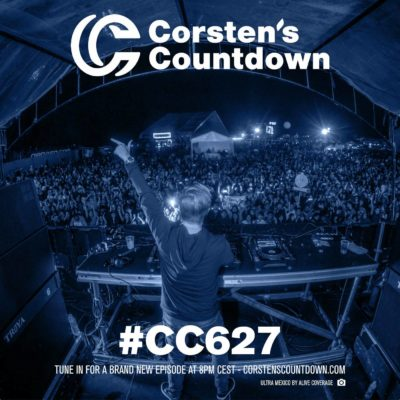 Corstens Countdown 627 (03.07.2019) with Ferry Corsten