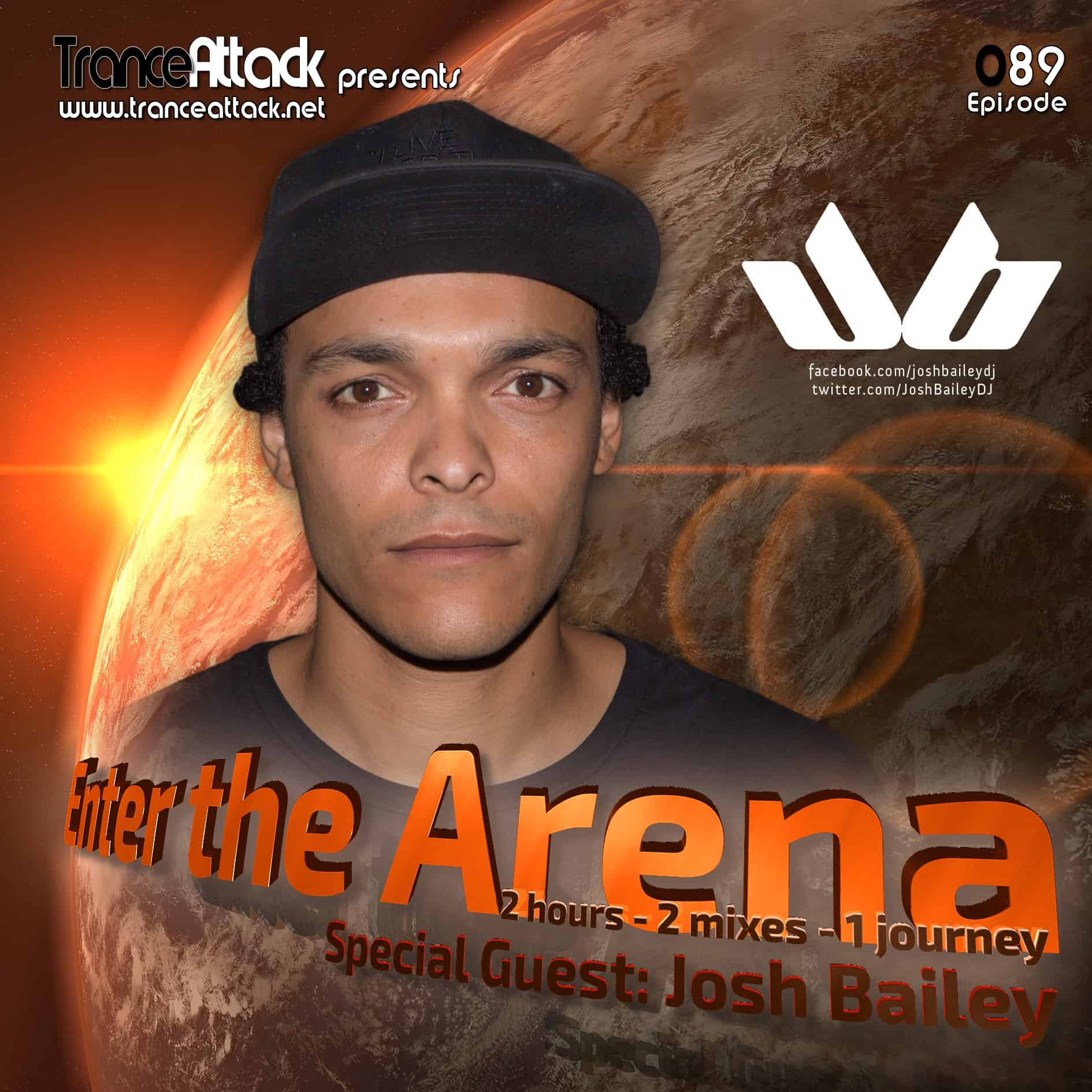 Enter The Arena 089 HBintheMix & Josh Bailey