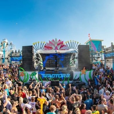 Factor B live at Luminosity Beach Festival 2019 (30.06.2019) @ Bloemendaal, Netherlands