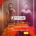 Fatum live A State of Trance 900 (29.06.2019) @ Oakland, USA