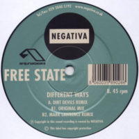 Free State - Different Ways (Dirt Devils Remix)