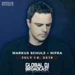Global DJ Broadcast (18.07.2019) with Markus Schulz & Nifra