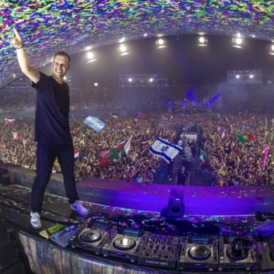Armin van Buuren live at Tomorrowland 2019 (20.07.2019) @ Boom, Belgium