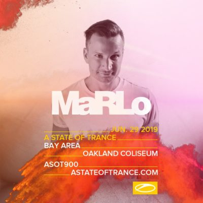 MaRLo live A State of Trance 900 (29.06.2019) @ Oakland, USA