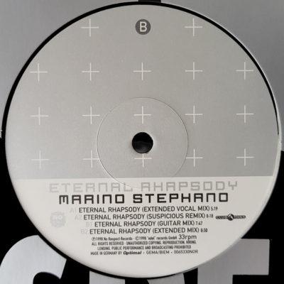 Marino Stephano - Eternal Rhapsody