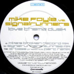 Mike Foyle vs. Signalrunners – Love Theme Dusk (Mike's Broken Record Mix)