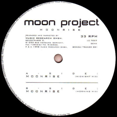 Moon Project - Moonrise (Midnight Mix)