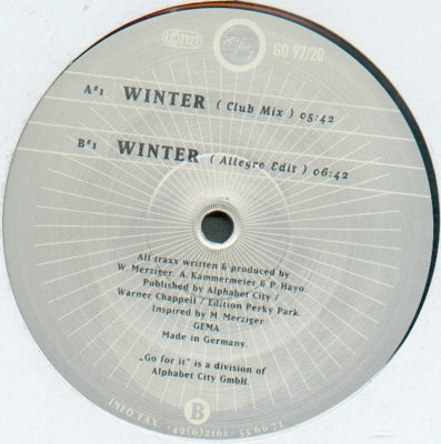Opus 808 - Winter