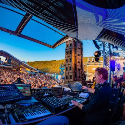 Paul van Dyk live at Luminosity Beach Festival 2019 (29.06.2019) @ Bloemendaal, Netherlands