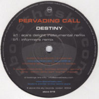 Pervading Call - Destiny (Ace's Delight Instrumental Mix)