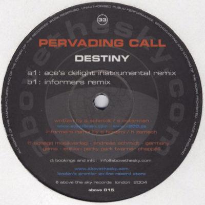 Pervading Call - Destiny (Ace's Delight Instrumental Mix)
