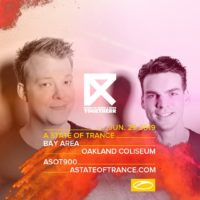 Ruben de Ronde & Rodg live A State of Trance 900 (29.06.2019) @ Oakland, USA
