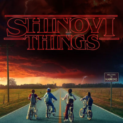 Shinovi - Last Ray of Light (Stranger Things Tribute)