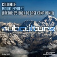 Cold Blue - Mount Everest (Factor B's Back to Base Camp Remix)