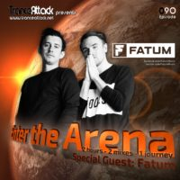 Enter The Arena 090 D-Vine Inc. & Fatum