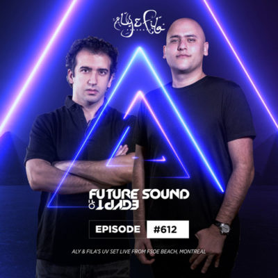 Future Sound of Egypt 612 (21.08.2019) with Aly & Fila