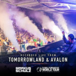 Global DJ Broadcast: World Tour – Tomorrowland & Avalon (01.08.2019) with Markus Schulz