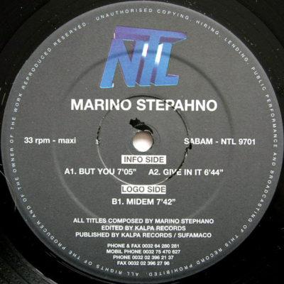 Marino Stephano - Invaders