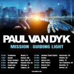 "Paul van Dyk announces new album ""Guiding Light""!"