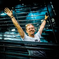 Armin van Buuren announces new Artist Album at Electric Zoo