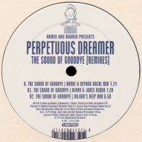 Armin van Buuren presents Perpetuous Dreamer - The Sound Of Goodbye (Above & Beyond Vocal Mix)