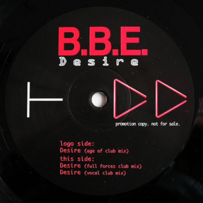 BBE - Desire (Full Forces Club Mix)
