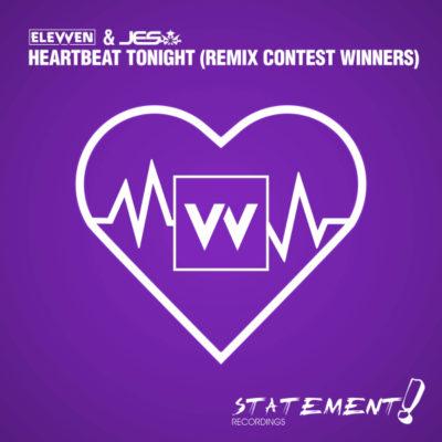 Elevven & JES - Heartbeat Tonight (Paul Arcane Remix)