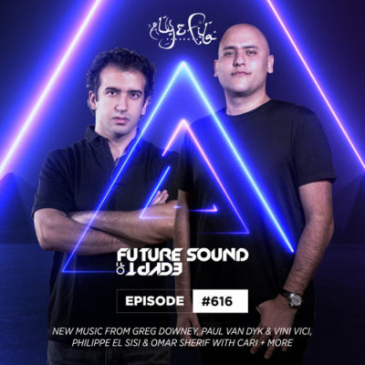 Future Sound of Egypt 616 (18.09.2019) with Aly & Fila