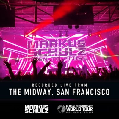 Global DJ Broadcast: World Tour - San Francisco (12.09.2019) with Markus Schulz